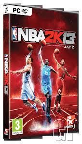 Games NBA 2K13