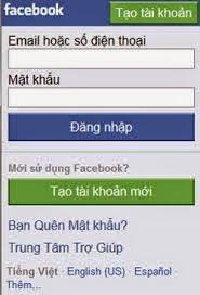 Phần mềm facebook