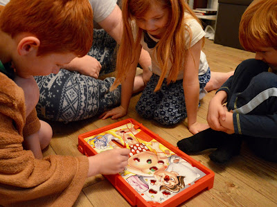 Top Family Board Game - Operation