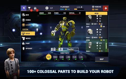Real Steel Champions Mod Apk
