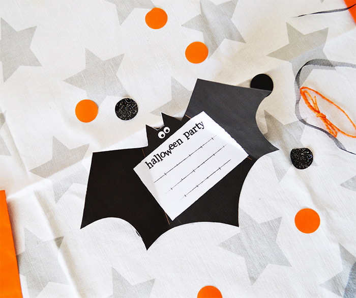 invite your friend for halloween