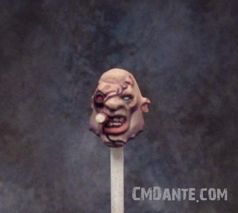 GW Ogryn Head WIP 1 - CMDante.com