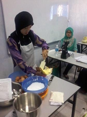 Kursus pembuatan tartlet