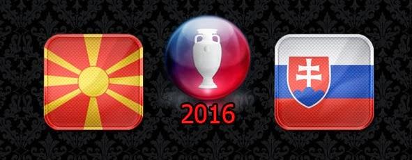 FYR Macedonia Vs Slovakia