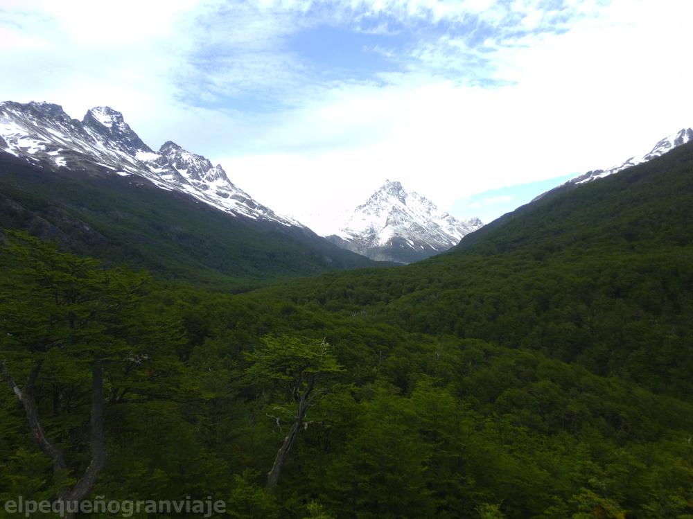 Valle Los Perros, Parque Nacional Torres del Paine