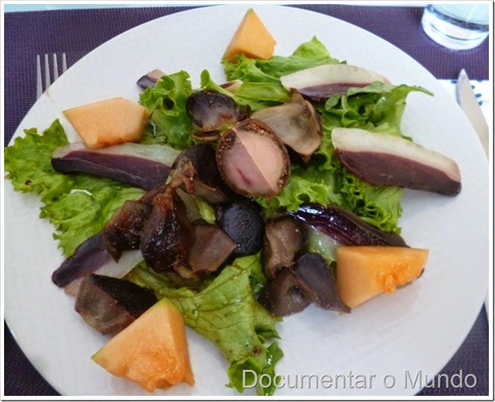 Salada périgourdine