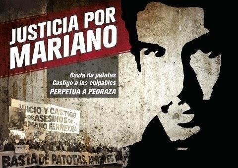 Justicia Por Mariano