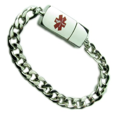 Medical Alert Bracelet Usb4