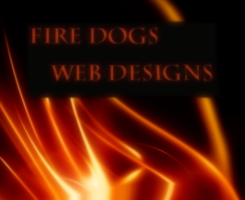Fire Dogs Web Design