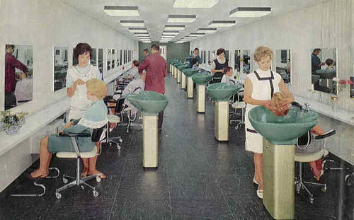 Aaabsofrockinlutely october 2011 - Vintage salon images ...