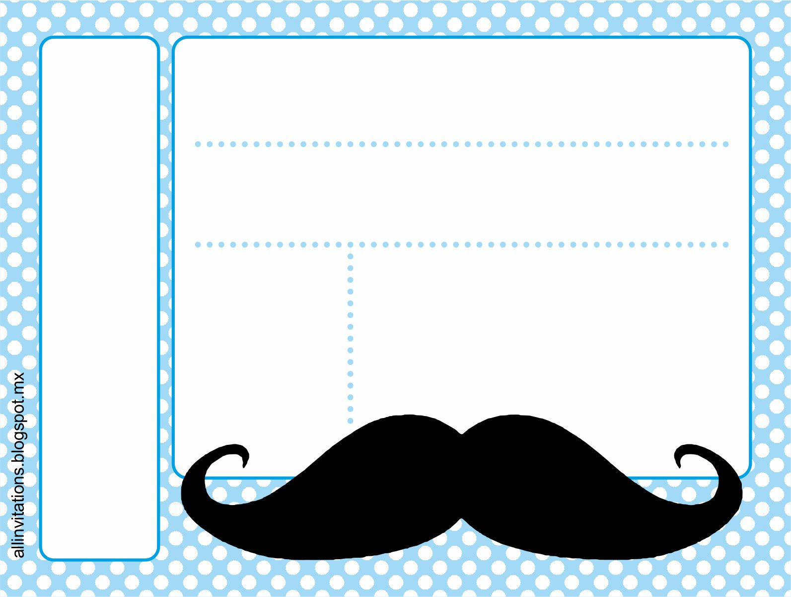 Fiesta Mostacho | All Invitations