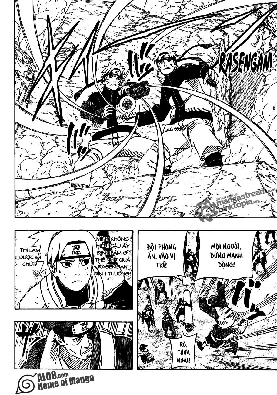 Naruto chap 555 Trang 12 - Mangak.info