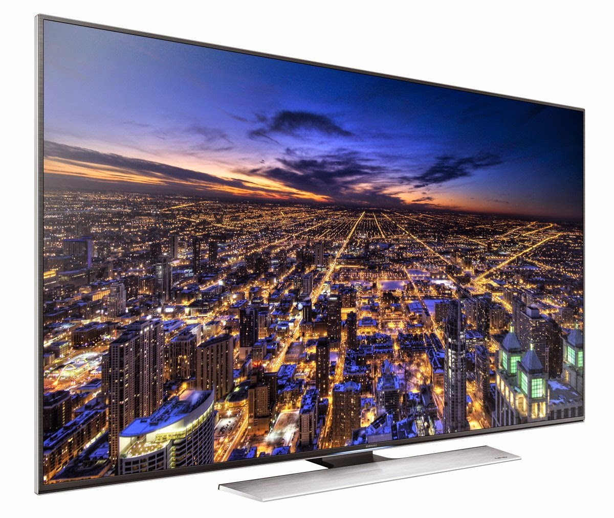 Samsung UN50HU8550 50-Inch for left view