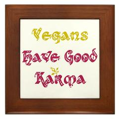 Vegans Have Good Karma