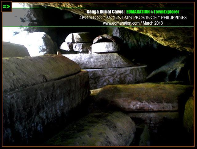 Ganga Caves, Alab