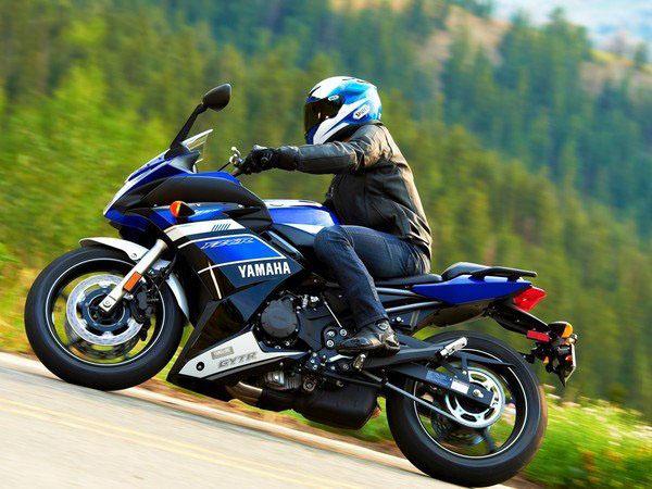 bikes 2013 Yamaha FZ6R