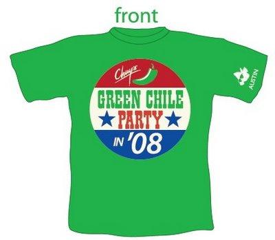 green chile poem