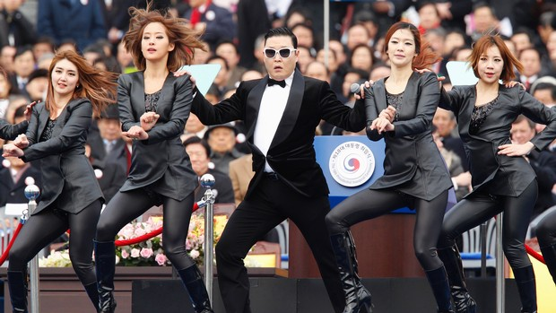 Psy new song Gentleman