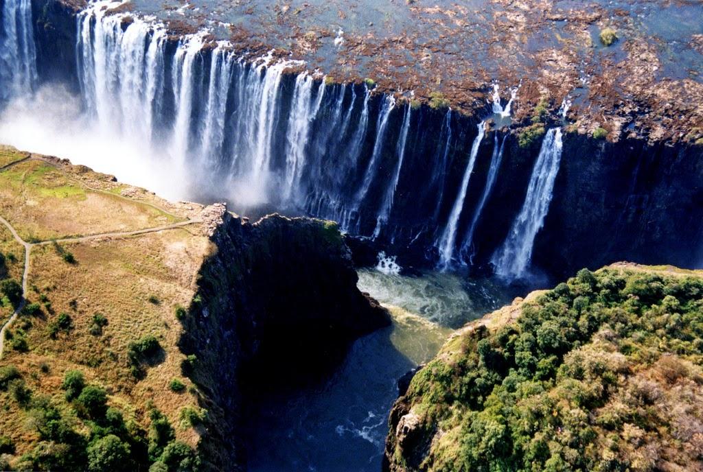 Las Cataratas Victoria – Zimbabwe