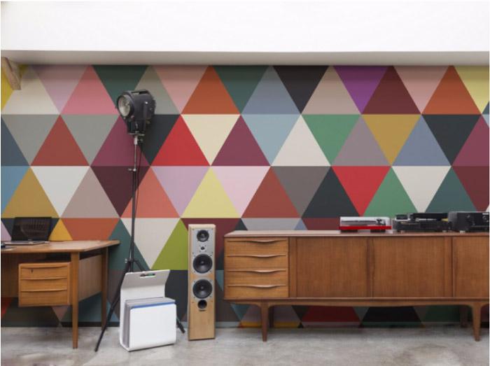 Nuovo look alle pareti di casa blog di arredamento e - Colori alle pareti di casa ...