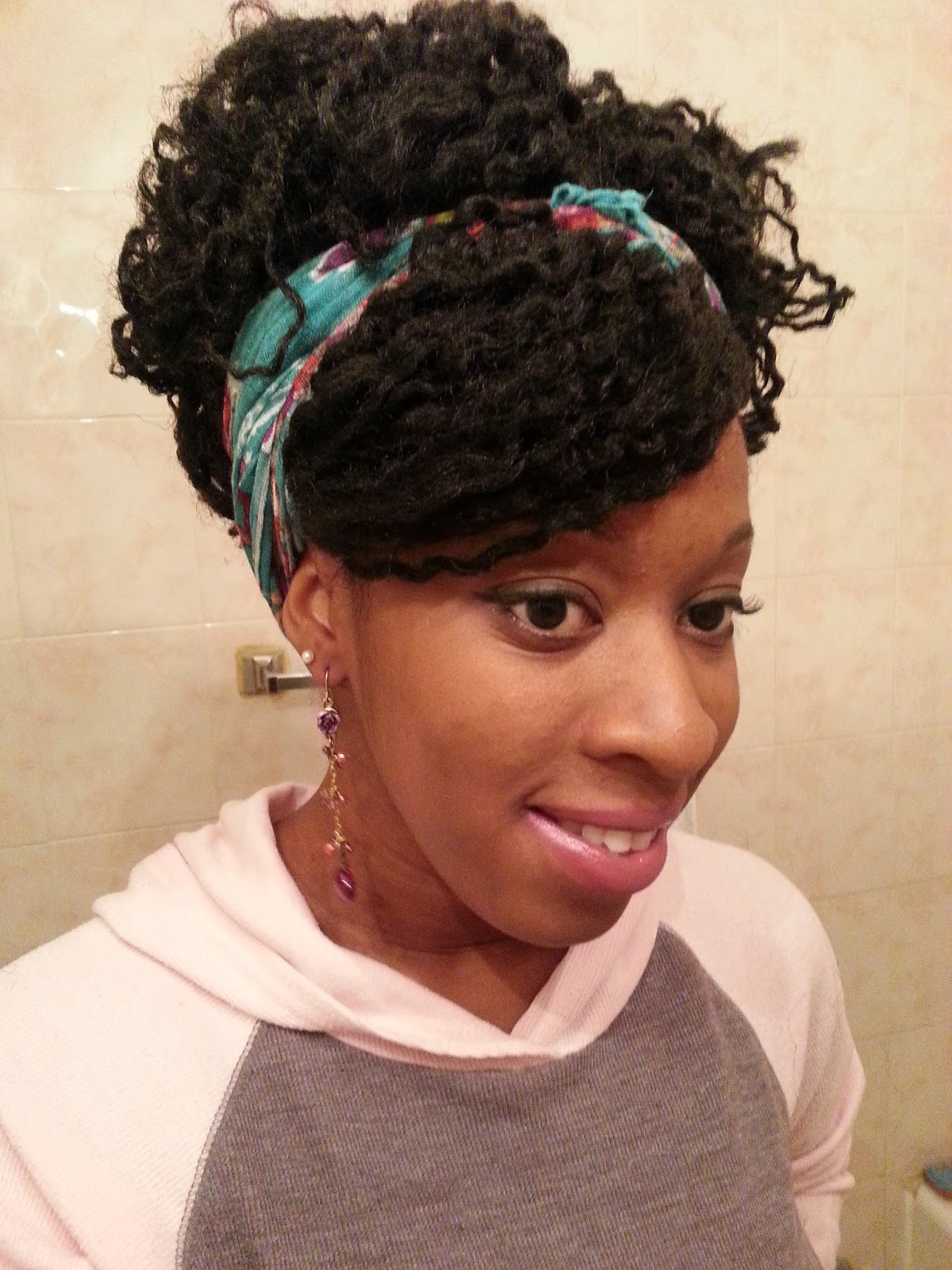 Journey to Natural Hair: Crochet Marley Twists