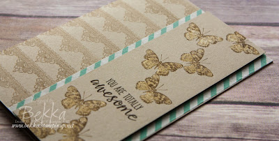 Grateful Bunch Shimmery Butterfly Card Sneak Peek of products available from 5 January 2016 at www.bekka.stampinup.net
