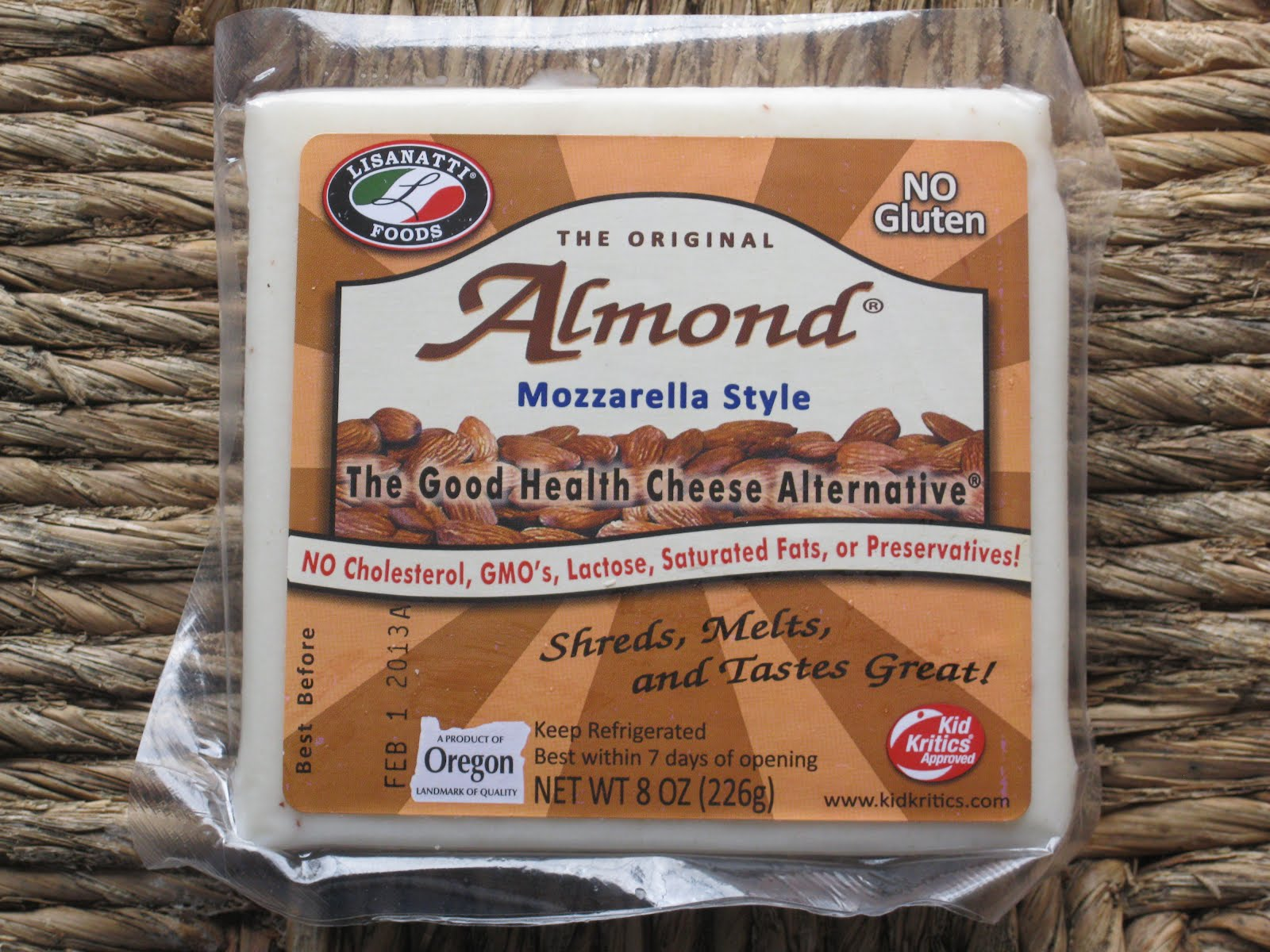 almond cheese whole foods