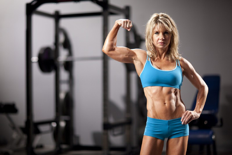 Those on! fit body women in 40 years old matchless message