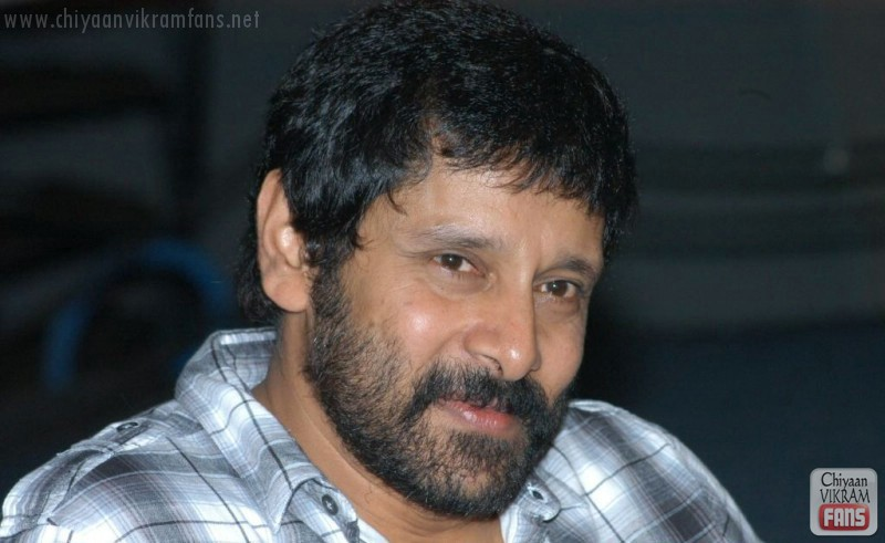 Vikram Hard Work Done In - I Movie
