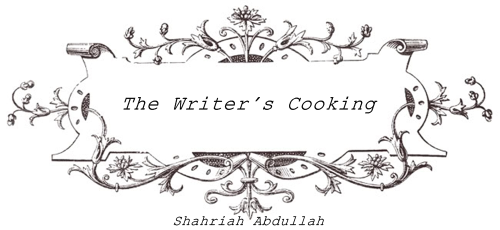 The Writer's CooKING!