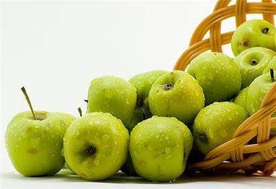 التفاح الاخضر فوائد لا تحصى