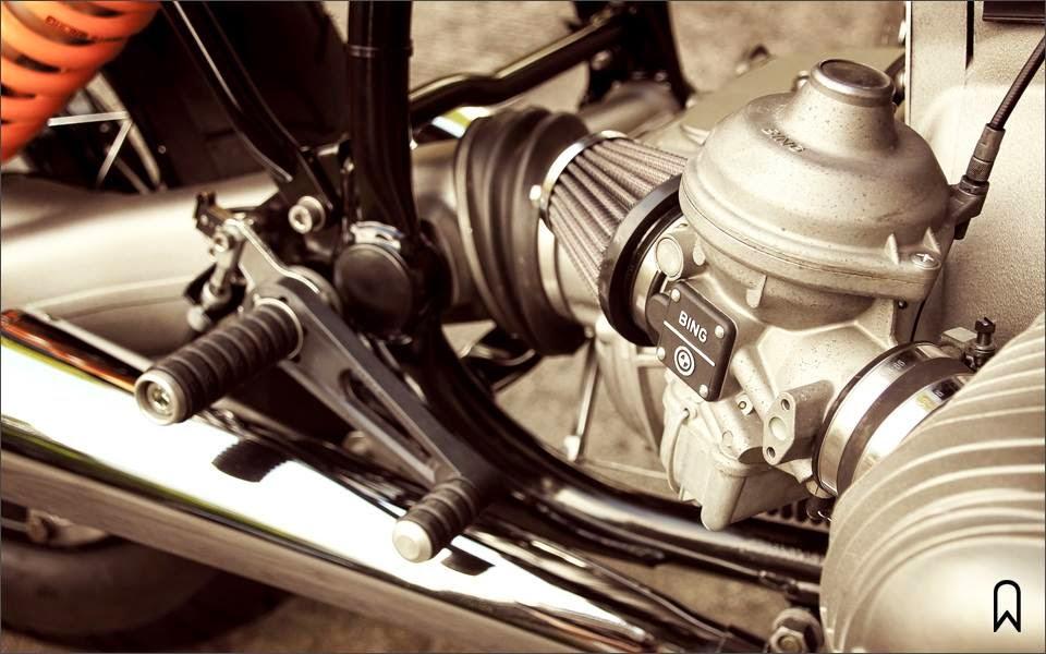 Racing Caf U00e8  Bmw  U0026quot Hamburg Beemer U0026quot  By Urban Motor
