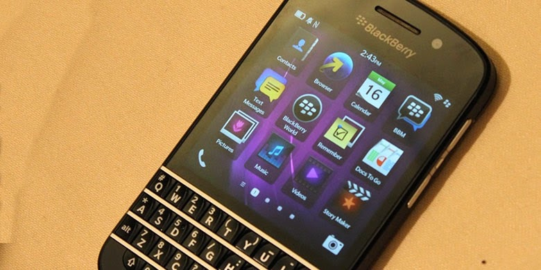 Ponsel BlackBerry Classic Siap Hadir November