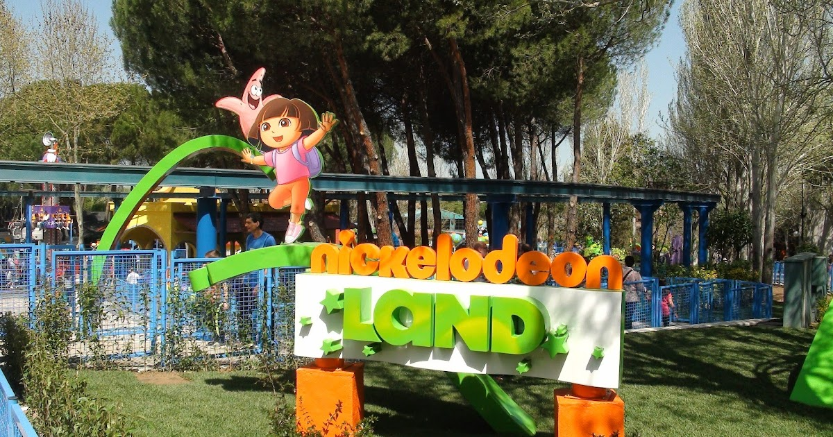Nickalive viacom international media networks spain and for Parques de madrid espana