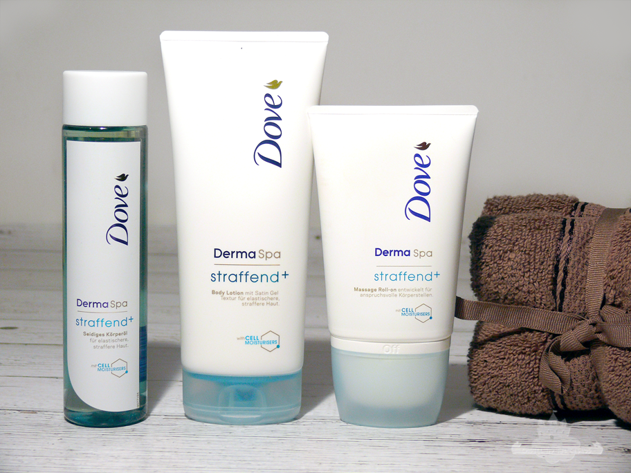 Dove Derma Spa straffend+