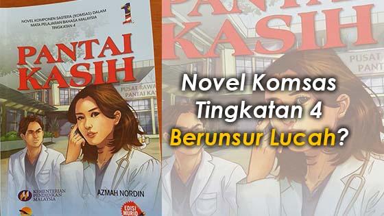 Pendedahan Unsur Lucah Dalam Novel Komsas Tingkatan 4, Pantai Kasih