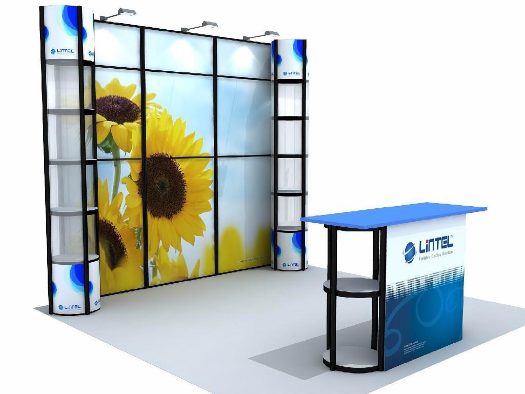 Portable Exhibition Booth Design : I what learn ★§ environmental design precedent