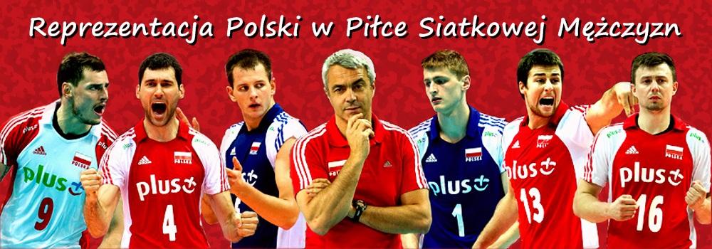 Reprezentacja Polski w Piłce Siatkowej Mężczyzn