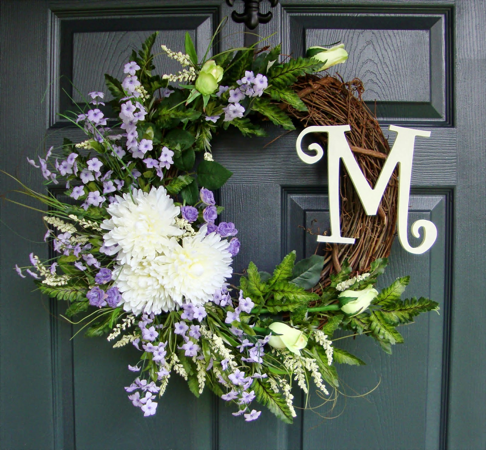 make summer of doors to spring how fall front door fresh for wreaths