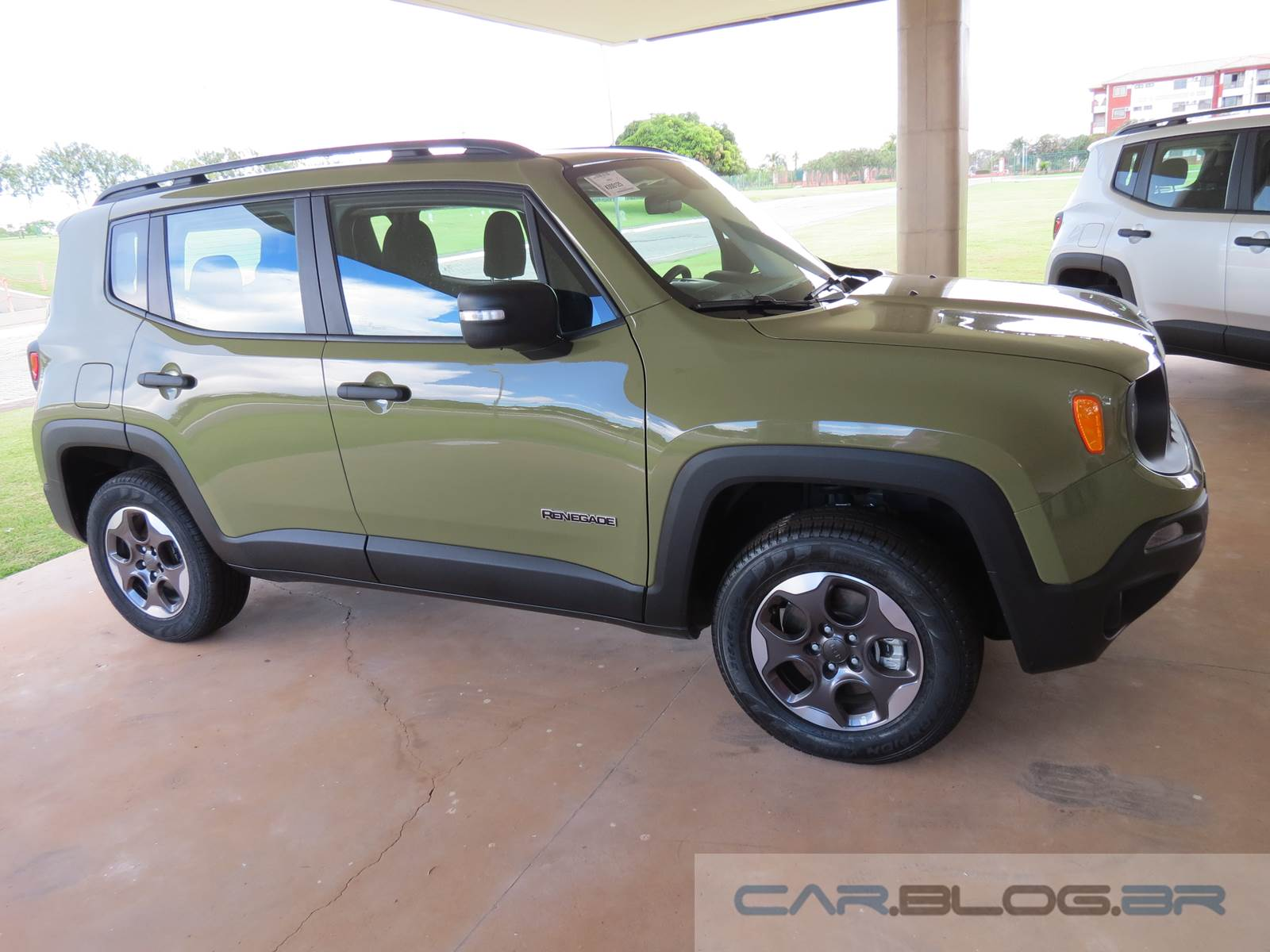jeep renegade no brasil j tem configurador on line car blog br. Black Bedroom Furniture Sets. Home Design Ideas
