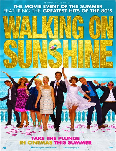 Ver Walking on Sunshine (2014) Online
