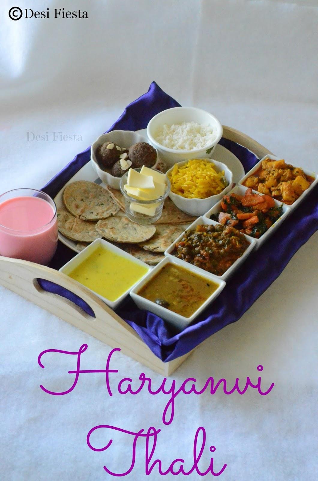 Haryana recipes