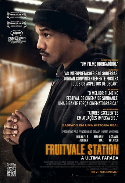 "Posrer do filme ""Fruitvale Station: A Última Parada"""