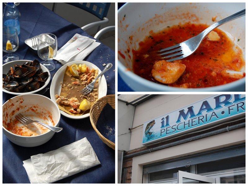 La pescheria trattoria e il fascino della ristorazione ibrida - Il mare in tavola ...