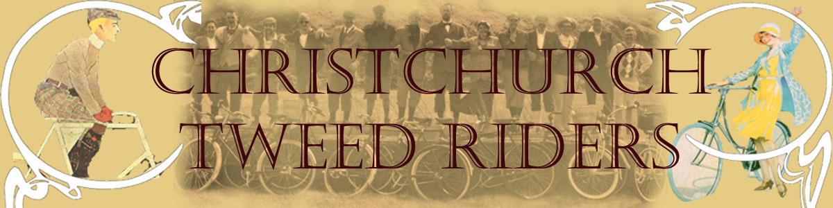 Christchurch Tweed Riders