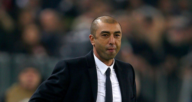Chelsea Roberto Di Matteo gone after the italian job loss
