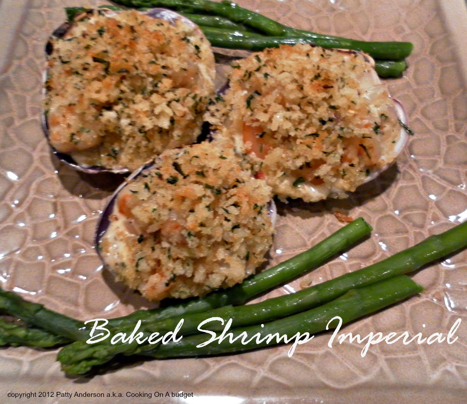 Baked Seafood Imperial Recipe — Dishmaps