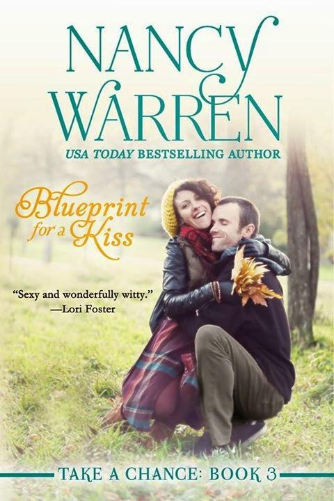 Just judys jumbles nancy warren book list book 3 blueprint for a kiss malvernweather Images