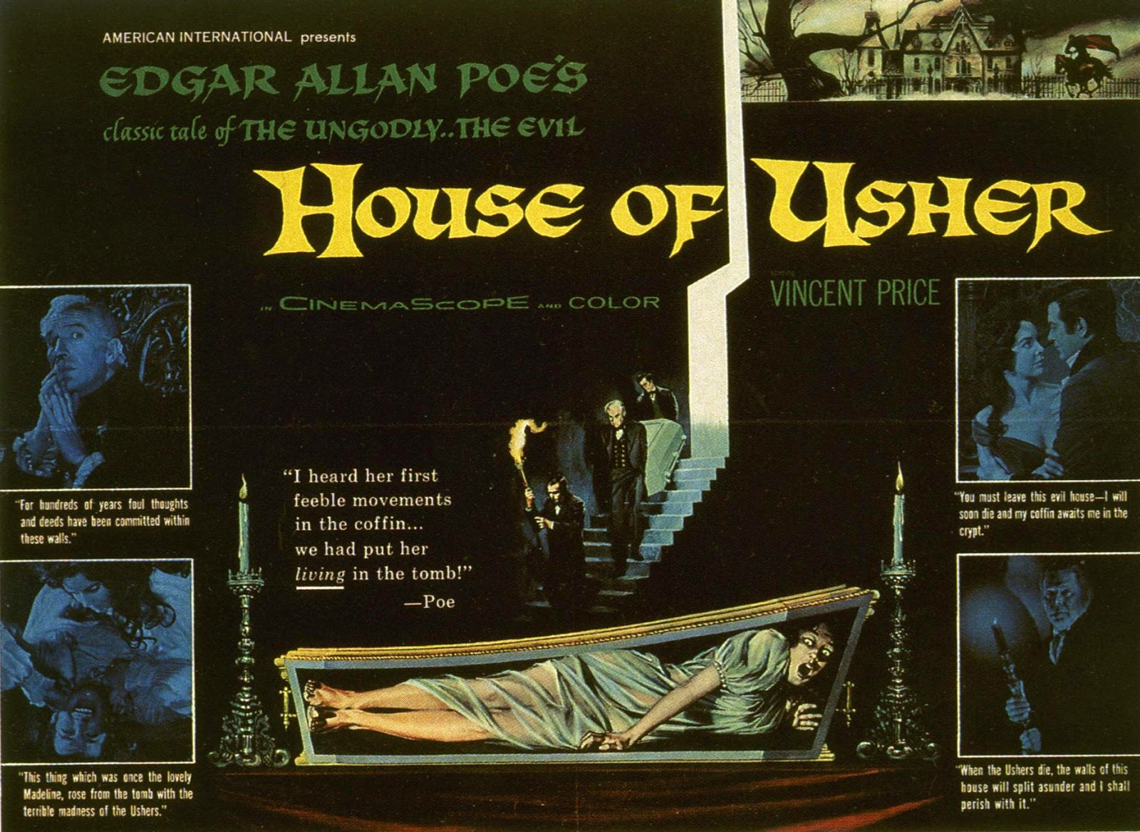 fall of the house of usher essay