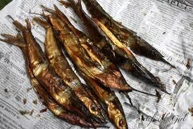Ikan Roa Panggang